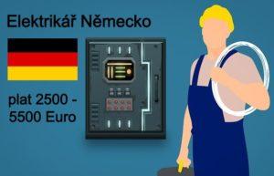Elektrikář v Německu