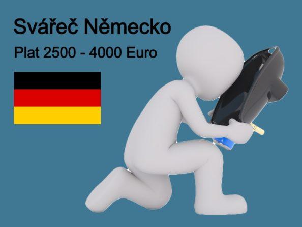 svářeč Německo